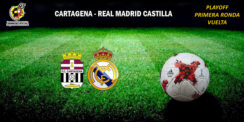 CRÓNICA | El Castilla fue arrollado por el Cartagena: Cartagena 2 – 0 Real Madrid Castilla