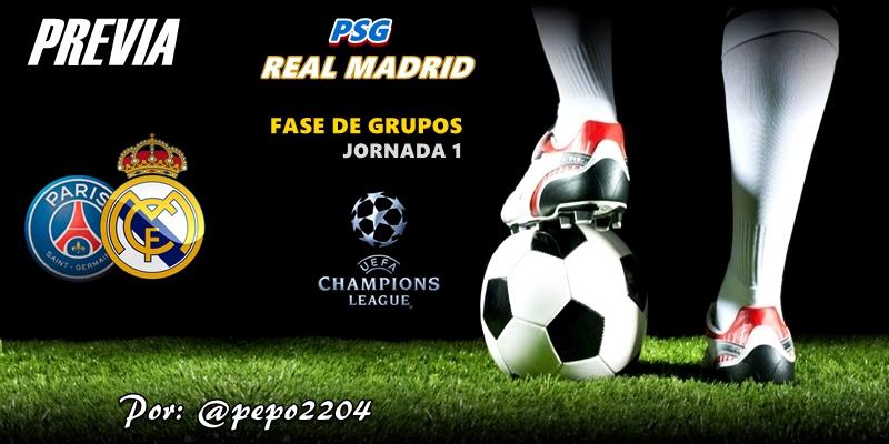 PREVIA | Paris Saint-Germain vs Real Madrid: Paris la nuit
