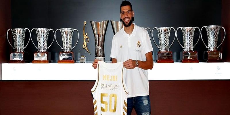 NOTICIAS   Salah Mejri, nuevo jugador del Real Madrid Baloncesto