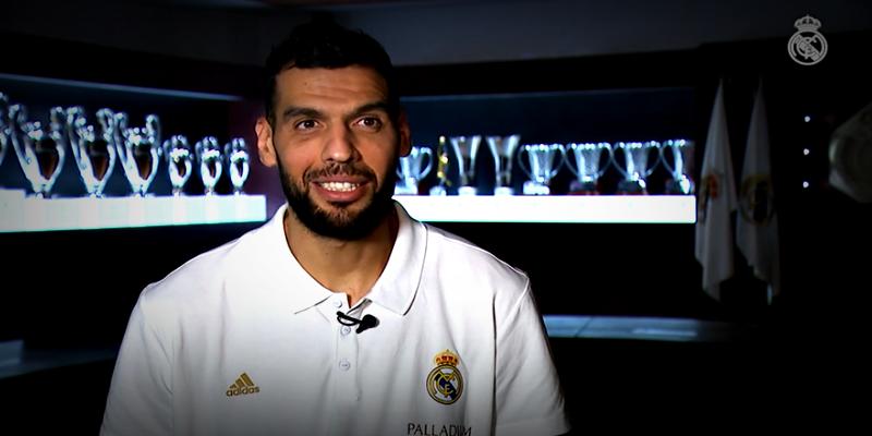 """VÍDEO   Salah Mejri: """"Soy un jugador diferente al que era antes"""""""