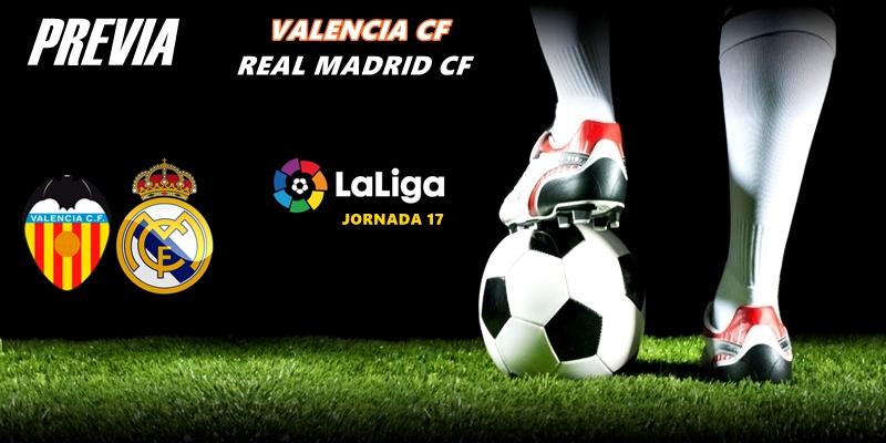 PREVIA   Valencia vs Real Madrid: Mascletá antes del Clásico