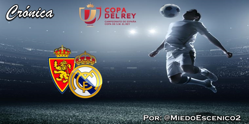 CRÓNICA   Black & Decker: Zaragoza 0 – 4 Real Madrid