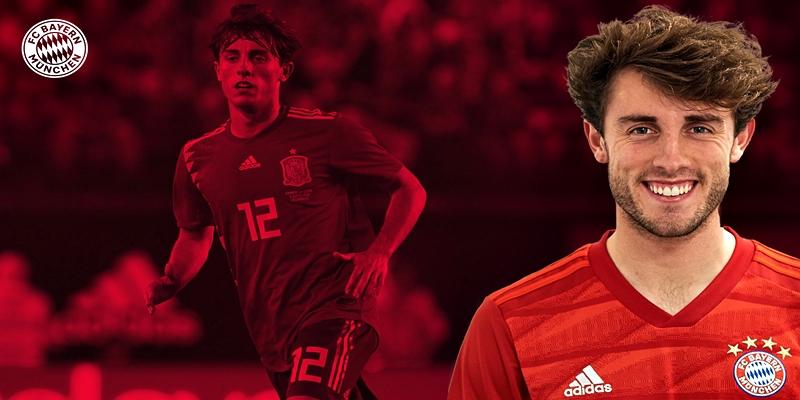 NOTICIAS | Álvaro Odriozola se marcha cedido al Bayern de Múnich
