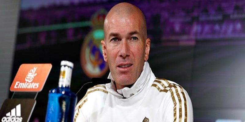 VÍDEO   Rueda de prensa de Zinedine Zidane previa al partido ante el Celta
