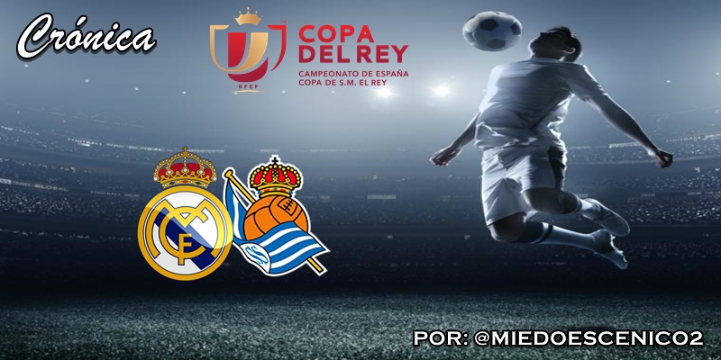 CRÓNICA   Diez títulos: Real Madrid 3 – 4 Real Sociedad