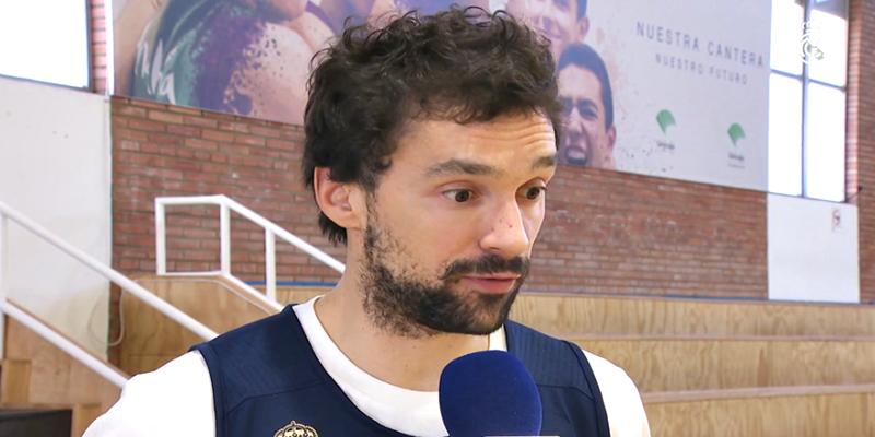 VÍDEO | Declaraciones de Pablo Laso y Sergio Llull en la previa del partido ante Valencia Basket