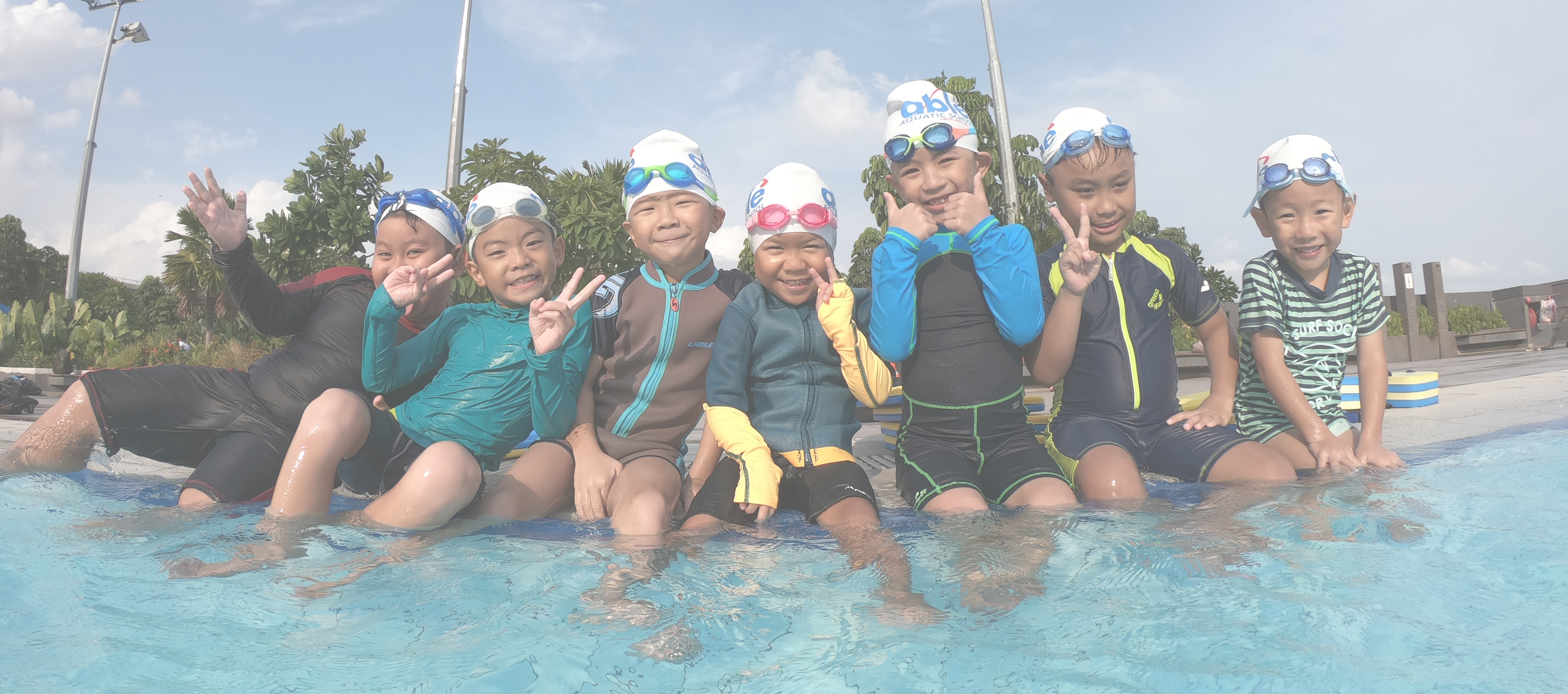 ABLE AQUATIC SCHOOL | Swimming Lessons in Singapore