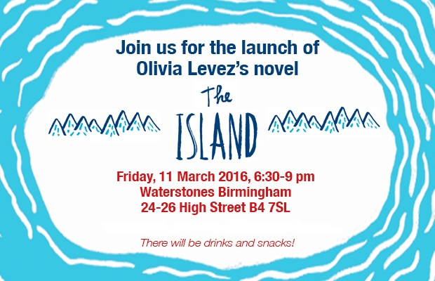 The Island Launch invitation2