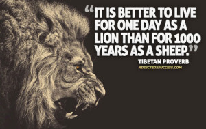 Lion-Sheep-Motivation-Quote