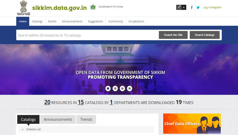 Open Government Data Portal