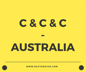 Australian Countries Capitals Currencies