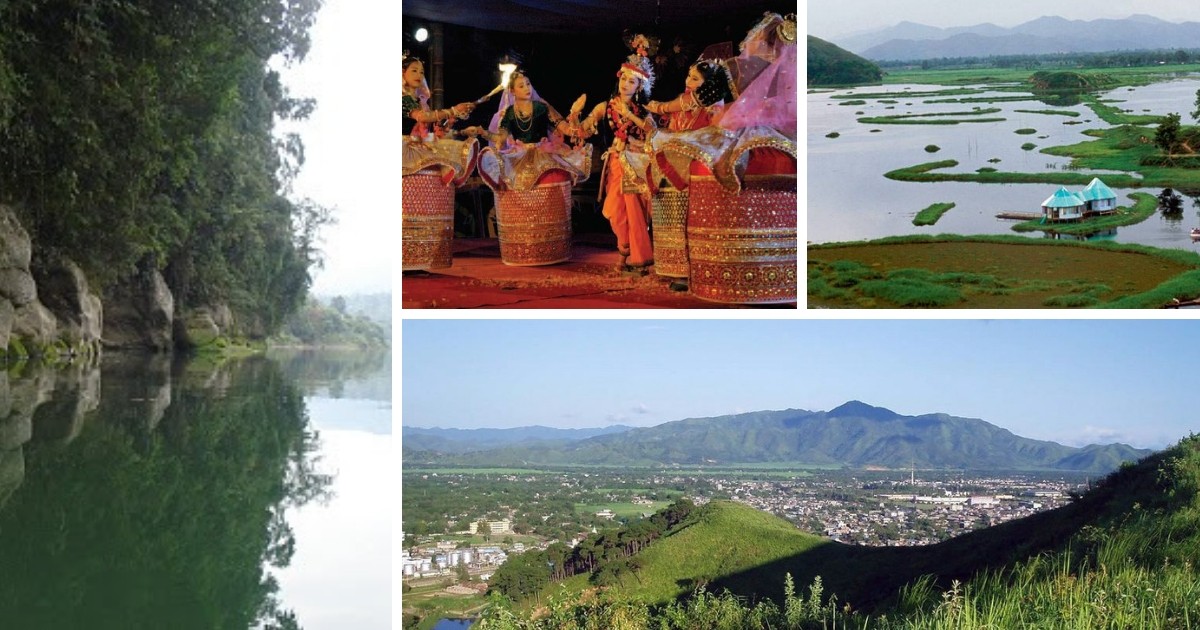 Facts about Manipur