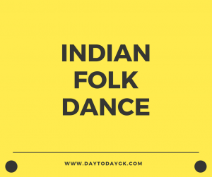 Indian Folk Dances
