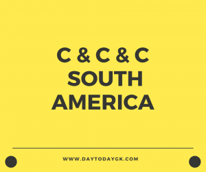 South American Countries Capitals Currencies