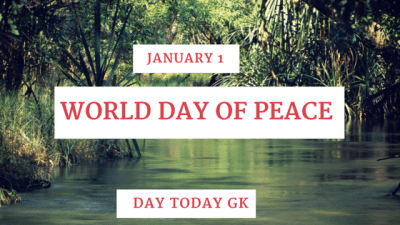 World Day of Peace