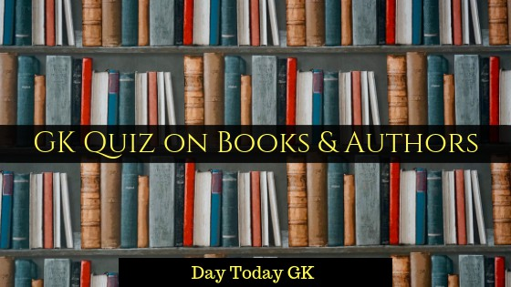 GK Quiz on Books and Authors