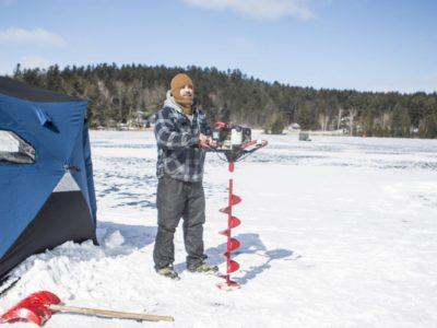 Men's Ice Fishing Derby Jan 25