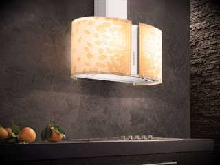 Murano collection the kitchen range hoods by Futuro Futuro Autumn