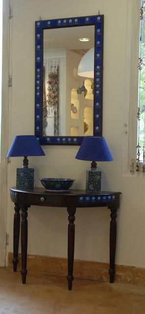 Leela Bordia - the Queen of Jaipur Blue Pottery