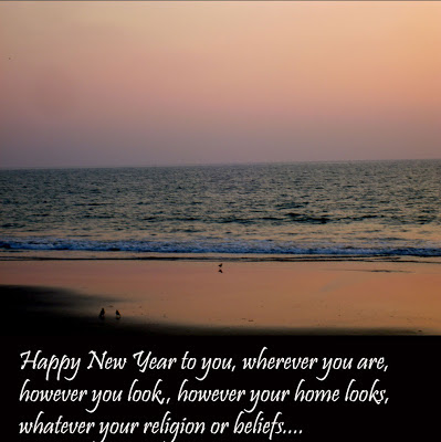 New Year wish to all team at The Keybunch