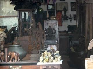 Antique shop – Jewish Street, Fort Kochi