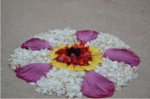 Pookalam ideas for Diwali