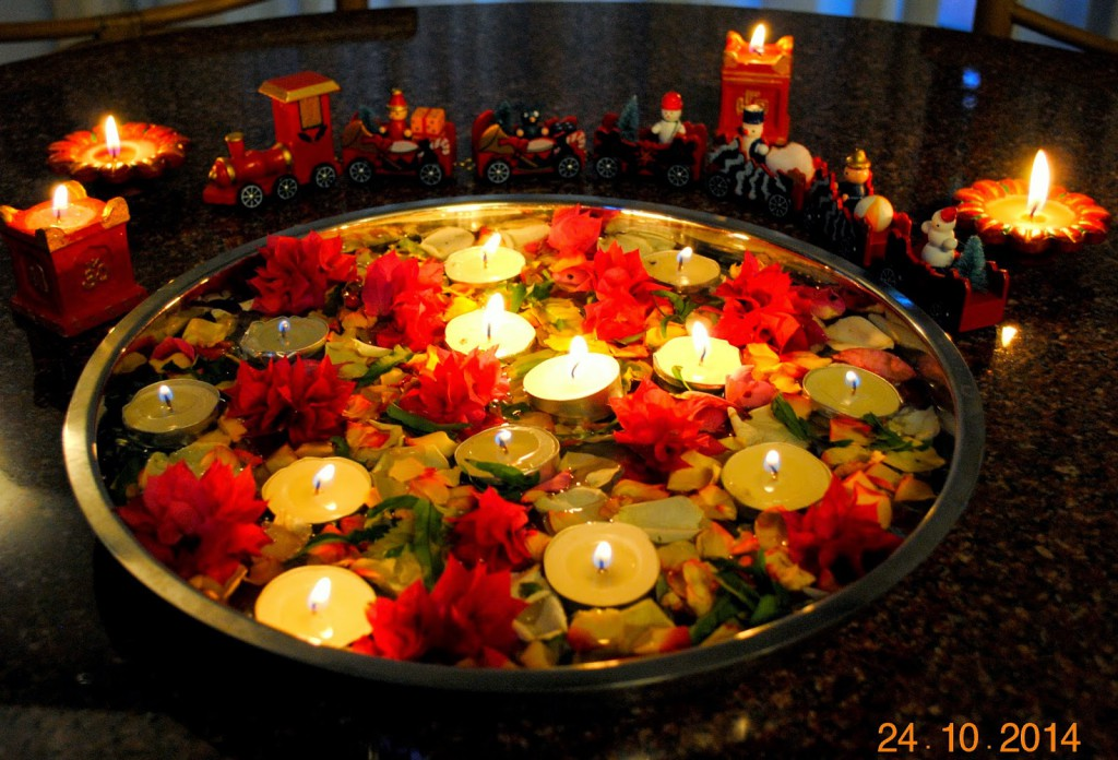 Dipawali decoration