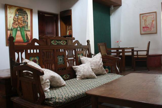 antqiues bhavnagiri joola, painting, table antique
