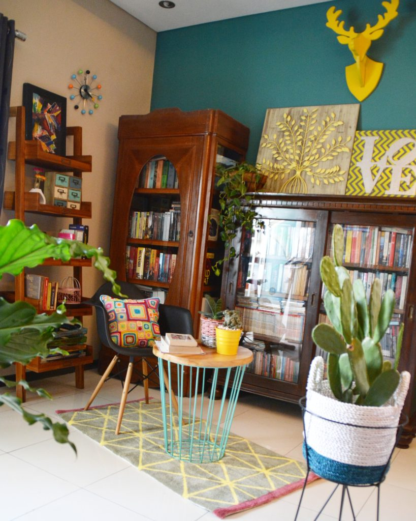 Inda and Sony Sulaksono's Home tour - Indonesia