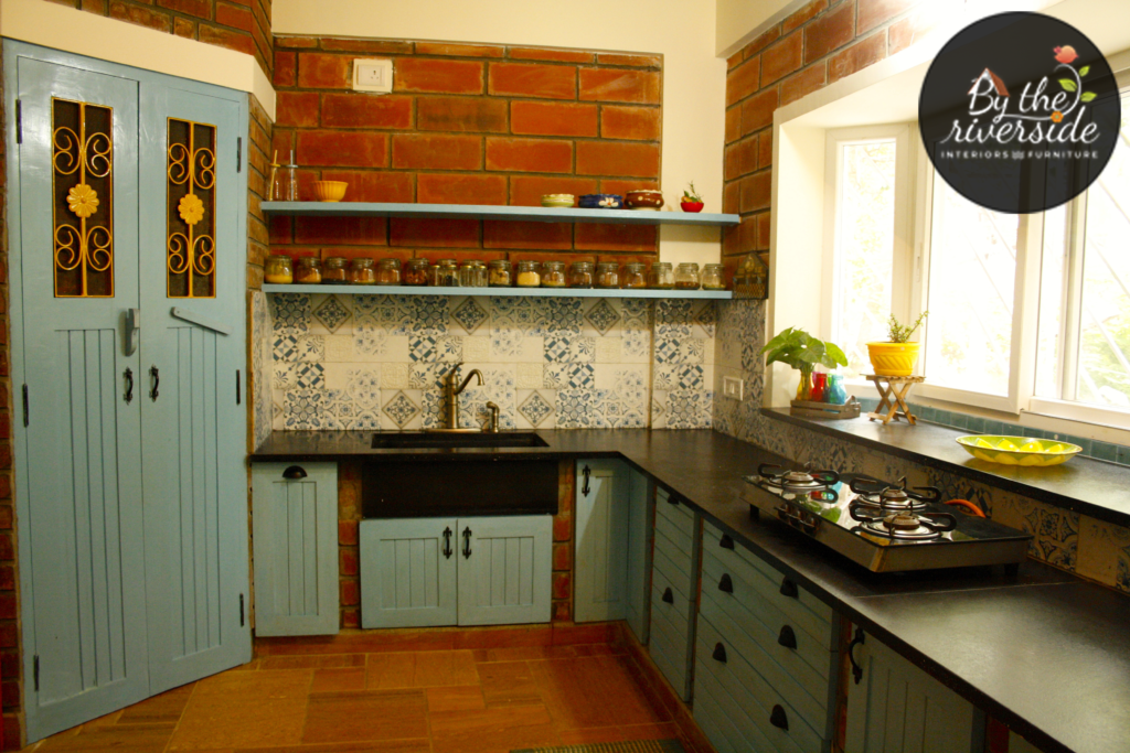 Kitchen Apartment - By the Riverside