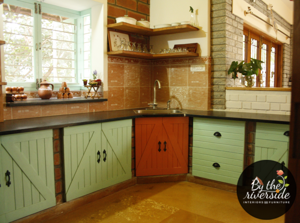 Muratara Kitchen Design - By the Riverside