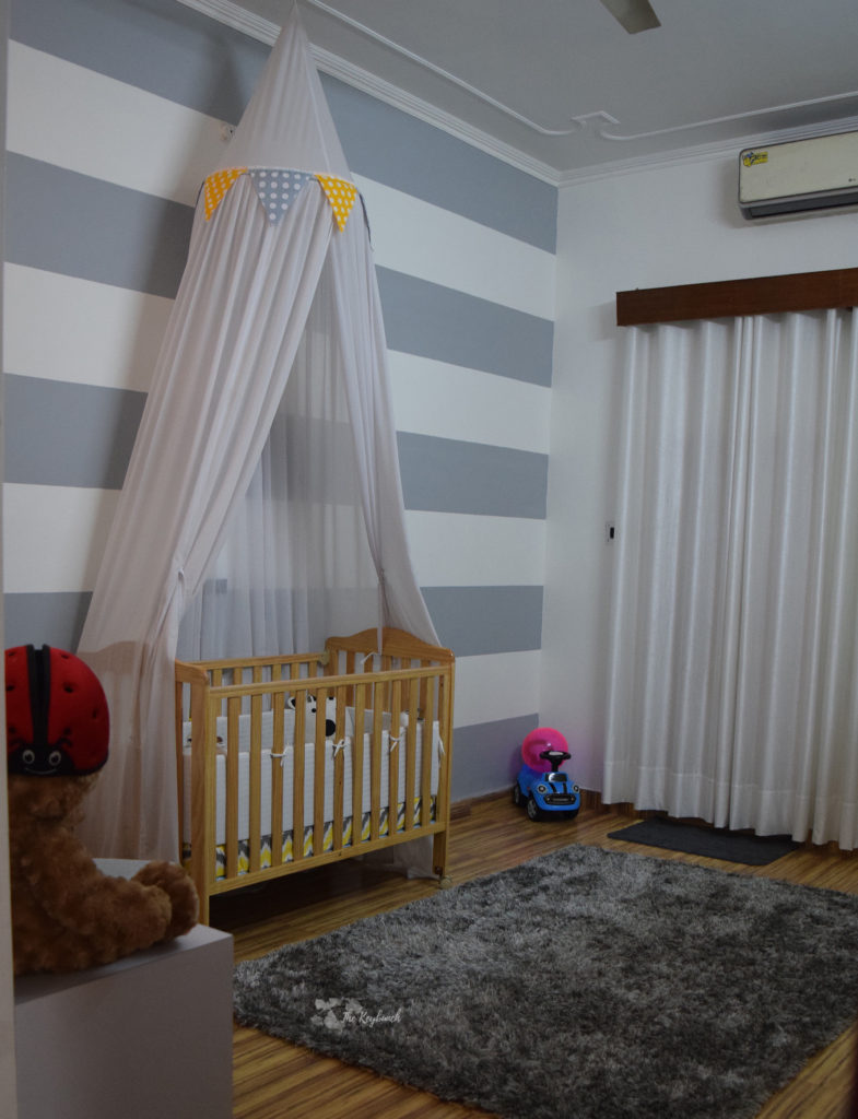 Home decor Tour by Ankita and Sitanshu's in Lucknow - Baby M's room