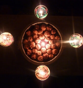 Sharing Diwali Moments