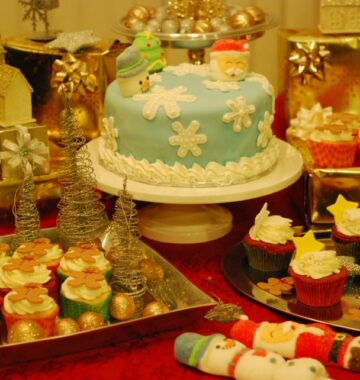 designing your dessert table