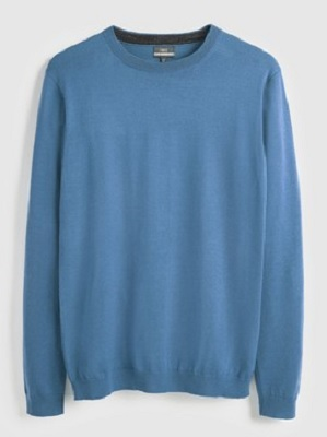 affordable alternatives Skyfall N.Peal Oxford Round Neck sweater