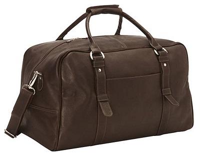 James Bond style SPECTRE duffle bag