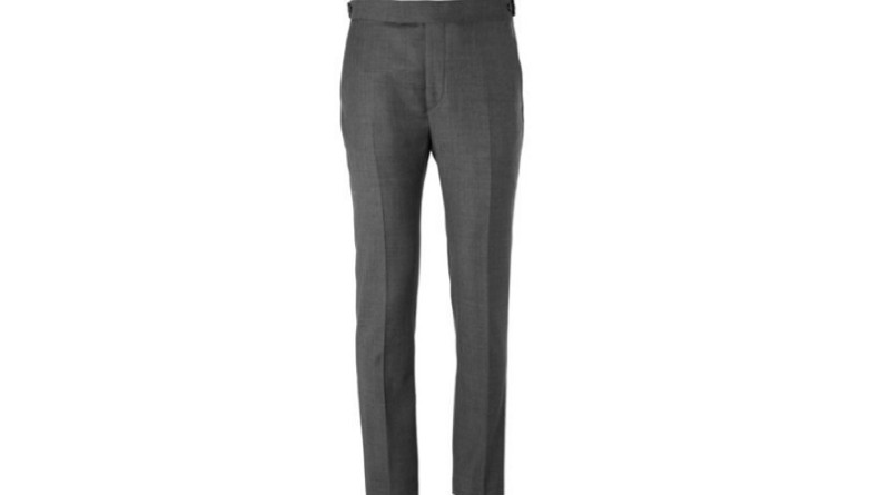 Budget alternatives Acne Studios Wall Street Shark trousers