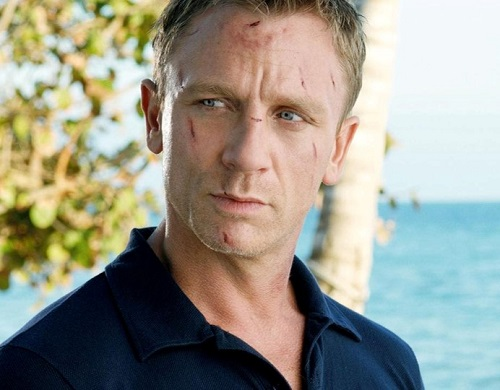 Daniel Craig Casino Royale Sunspel Riviera Polo
