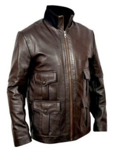 affordable casino royale armani leather jacket