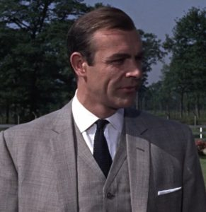 James Bond Ties Connery And Craig Iconic Alternatives