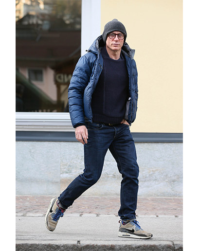 Daniel Craig Nike