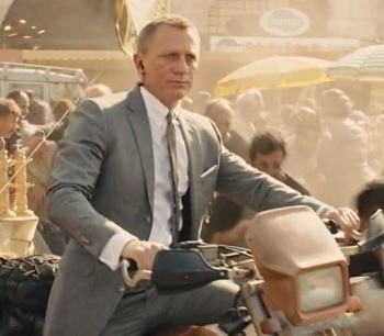 The Skyfall Grey Tom Ford Istanbul Suit Iconic Alternatives