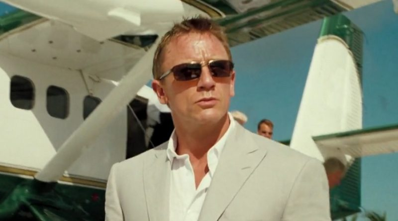 James Bond warm weather suit fabrics