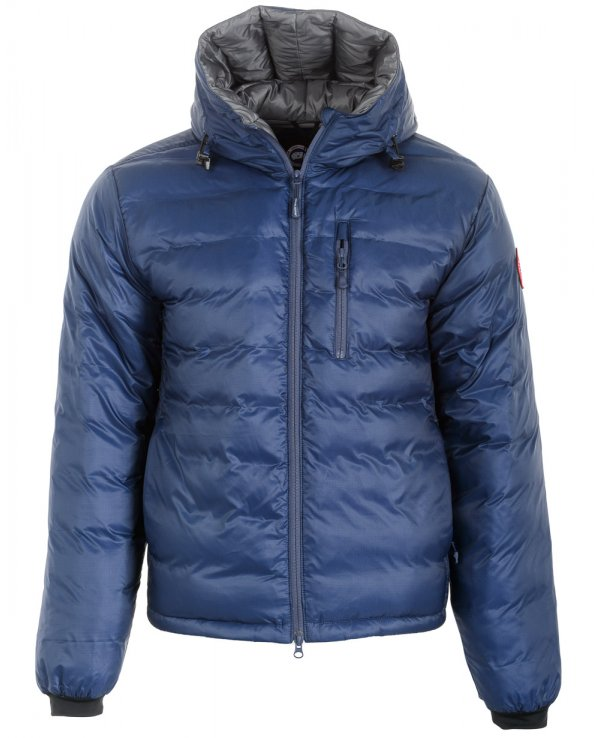 affordable alternatives Canada Goose Lodge Hoody Spirit Blue