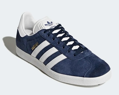 James Bond Casual Summer Footwear Skyfall Adidas Gazelle II