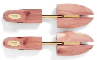 cedar shoe trees for shoe care