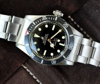 1960s James Bond Rolex Submariner reference 6538