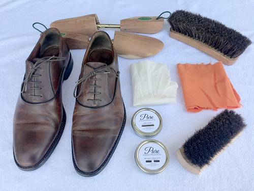 Complete Shoe Care Guide products