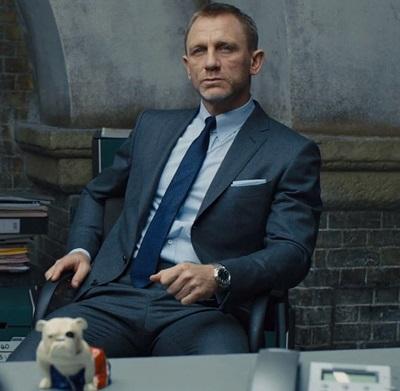 Daniel Craig James Bond Skyfall