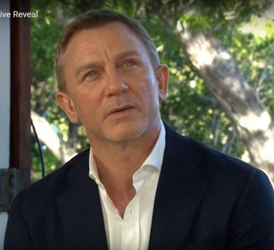 Daniel Craig Bond 25 Live Announcement Goldeneye